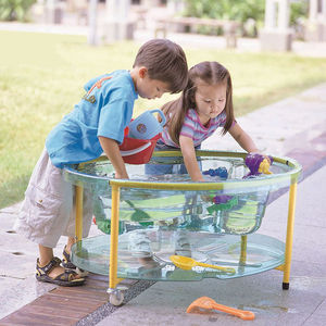 Clear Water And Sand Play Table - educational toys