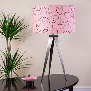 Biscayne Retro Vintage Style Lampshade