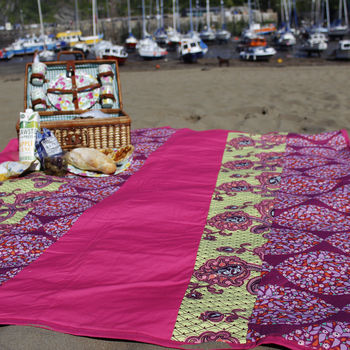 Waterproof Picnic Blanket Brights