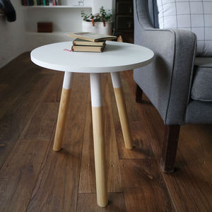 Colour Dipped Side Table