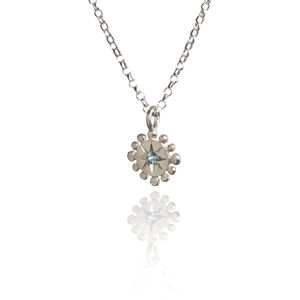 Bobble And Twinkle Necklace - fine jewellery