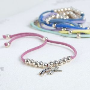 Sorbet Suede Friendship Bracelet - baby & child sale