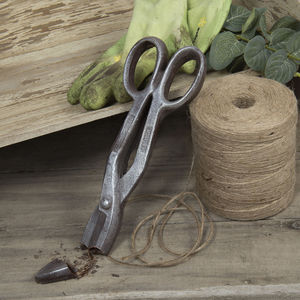 Chocolate Garden Shears - chocolates & confectionery