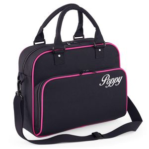 Personalised Retro Dance Gym Bag - girls' bags & purses