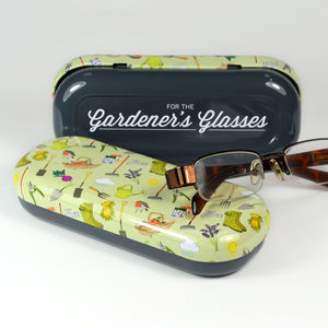 Glasses Case For Gardeners - glasses cases