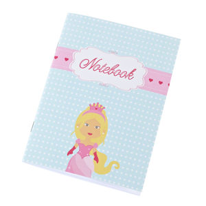 Princess Notebook, Colouring Cards And Sticker Sheet