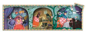 Sleeping Beauty Jigsaw Puzzle