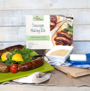 Cumberland Style Sausage Making Kit - make your own kits