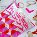 vip bachelorette party wristbands