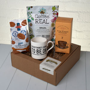 The Coffee Lover's Box - hampers