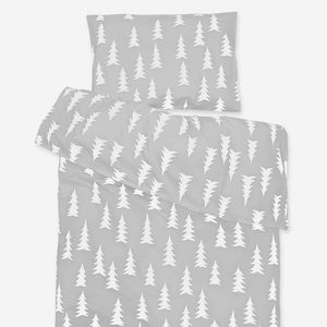 Trees Cot Bedding Set