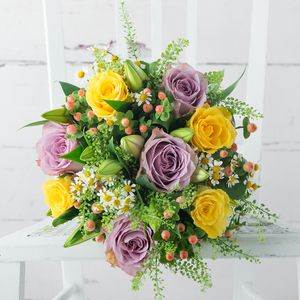 Glaze Fresh Flowers Bouquet - fresh flowers