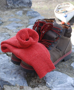 Alpaca Walk/Climb Socks - more