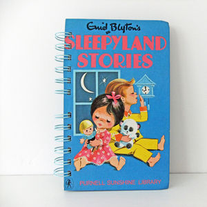 Enid Blyton Notebook - notebooks & journals