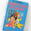 Enid Blyton Notebook