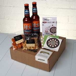 The Craft Lager 'Pop Up Pub' Box - gift sets