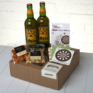 The Craft Cider 'Pop Up Pub' Box - beer & cider