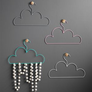 Grown Up's Cloud Coathanger - hooks, pegs & clips
