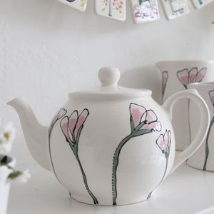 Personalised Two Cup Teapot
