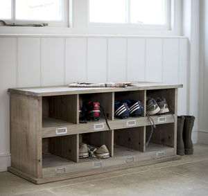 'Tidy It' Shoe Locker - storage & organisers