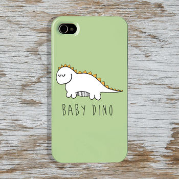 Baby Dinosaur Phone Case