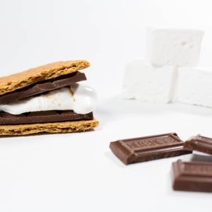 Marshmallow S'mores Kit - gifts for him