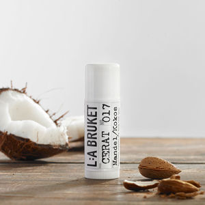 L:A Bruket Almond And Coconut Lip Balm - lip care