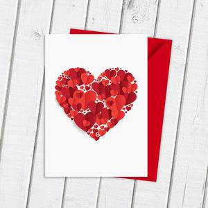 Beautiful Heart Card