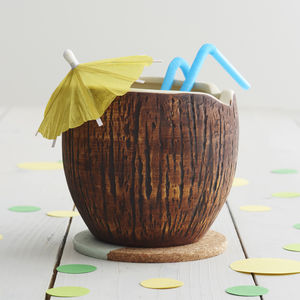 Coconut Cocktail Mug - new in christmas
