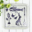 Rabbit Tray, Melamine