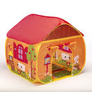 Children's Farm Pop Up Play Tent