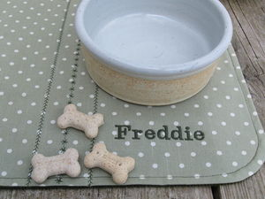 Feeding Mat For Dogs