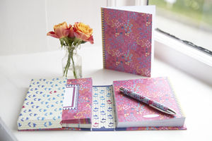 Ditsy Floral Set Of Notecards - gifts for her