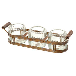 Tea Light Holder Trio