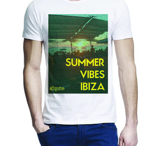 Summer Vibes Ibiza Tee - t-shirts & vests