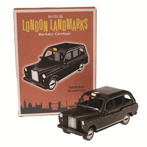 Make Your Own London Taxi Kit