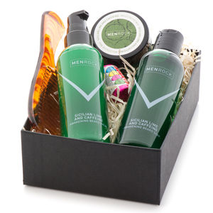 Awakening Beard And Moustache Care Gift Set