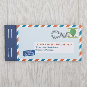 Letter To My Future Self Writing Kit - keepsakes