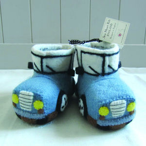 Children's Leo The Landy Slippers - children's slippers