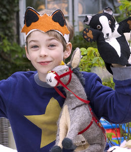 Finlay Fox Dressing Up Set - children's party ideas