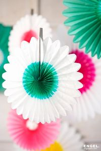 Hand Painted Flower Decoration - occasional supplies