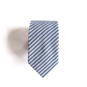 Daniel Striped Cotton Men's Tie