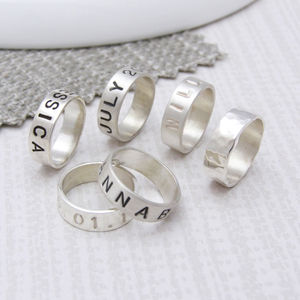 Hoop Charms - charm jewellery