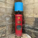 Upcycled 1943 Galvo Extinguisher Lamp **One Only**