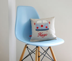 Personalised Campervan Cushion