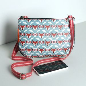 Fox And Rabbit Festival Bag - cross-body bags