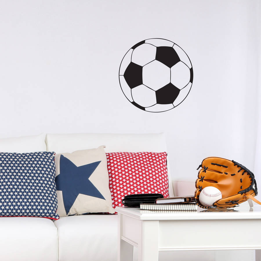 Football wall sticker images home wall decoration ideas football vinyl wall sticker by oakdene designs football vinyl wall sticker amipublicfo images amipublicfo Gallery