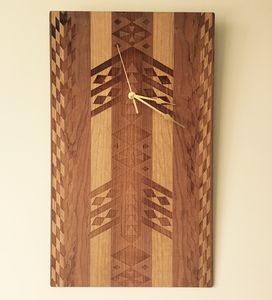 Pendleton Inspired Wall Clock - what's new