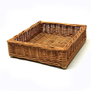 Wicker Tray - kitchen