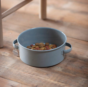 'Don't Forget To Feed Me' Pet Bowl - dogs
